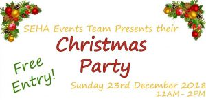 Under 16s Christmas Party @ South East Hindu Association