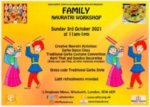 Navratri Family Workshop